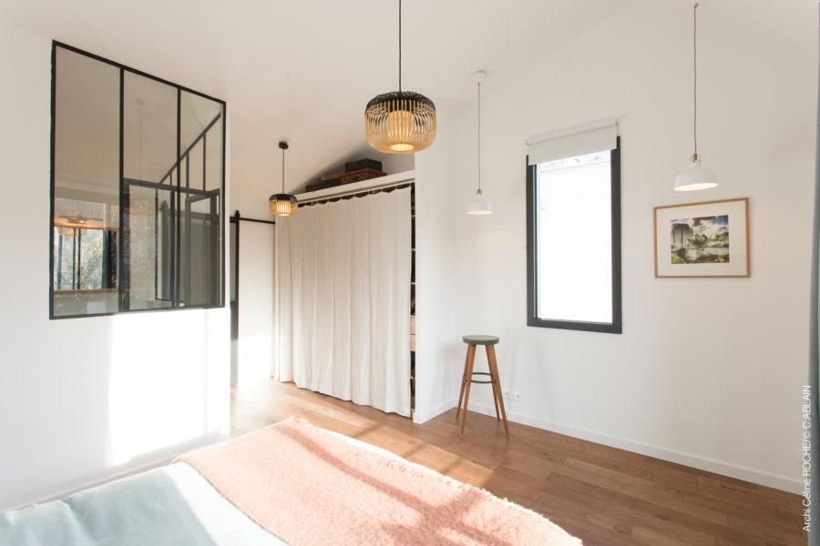 Atelier d'architecture Céline Roche - Projet CV à Rennes
